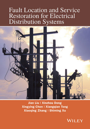 Fault Location and Service Restoration for Electrical Distribution Systems (1118950259) cover image