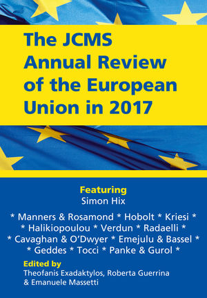 The JCMS Annual Review of the European Union in 2017