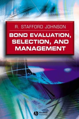 Bond Evaluation, Selection, and Management (1405142359) cover image