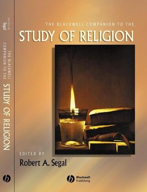 The Blackwell Companion to the Study of Religion (1405154659) cover image