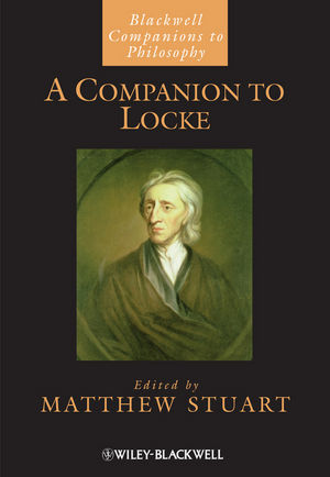 A Companion to Locke (1405178159) cover image