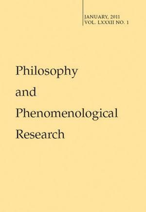 Epistemology, Volume 24