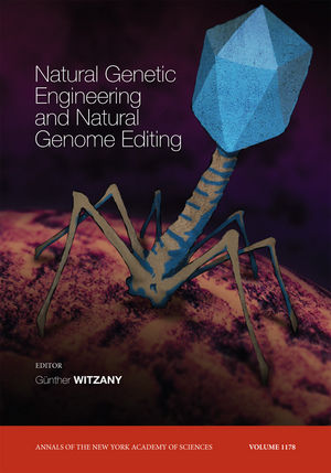 Natural Genetic Engineering and Natural Genome Editing, Volume 1178 (1573317659) cover image