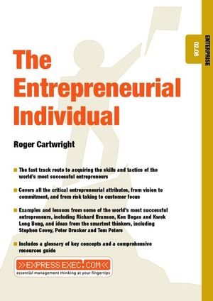 The Entrepreneurial Individual: Enterprise 02.08