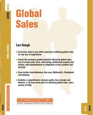 Global Sales: Sales 12.2
