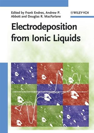 Electrodeposition from Ionic Liquids (3527315659) cover image