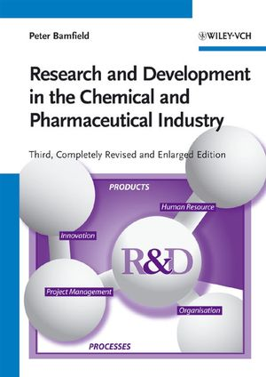 Book cover Research and Development Management in the Chemical and Pharmaceutical Industry, Second Edition