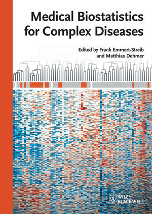 Medical Biostatistics for Complex Diseases (3527325859) cover image