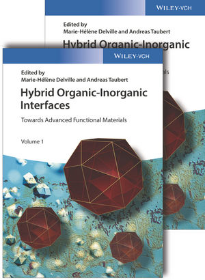 Hybrid Organic-Inorganic Interfaces: Towards Advanced Functional Materials, 2 Volumes