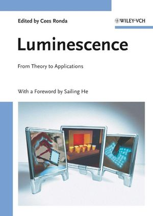 Luminescence: From Theory to Applications (3527621059) cover image