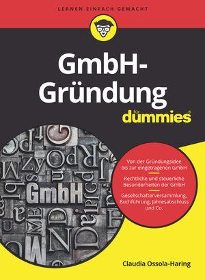 GmbH-Grundung fur Dummies