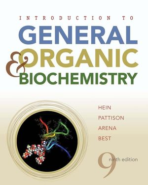 Introduction to General, Organic, and Biochemistry, 9th Edition (EHEP000159) cover image
