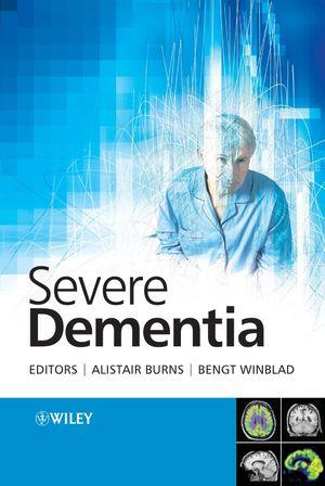 Severe Dementia (047001055X) cover image