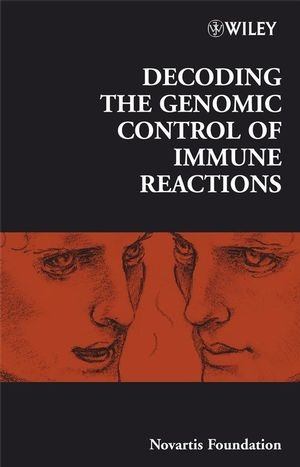 Decoding the Genomic Control of Immune Reactions (047002755X) cover image