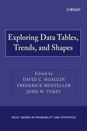 Exploring Data Tables, Trends, and Shapes (047004005X) cover image