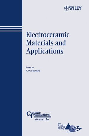 Electroceramic Materials and Applications