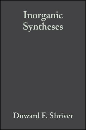 Inorganic Syntheses, Volume 19