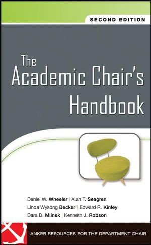 The Academic Chair's Handbook, 2nd Edition