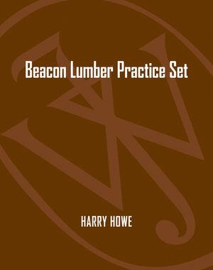Beacon Lumber Practice Set Solution Best 2017