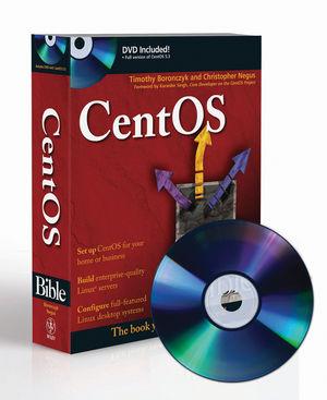 CentOS Bible (047048165X) cover image