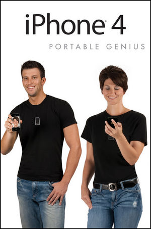 iPhone 4 Portable Genius (047064205X) cover image