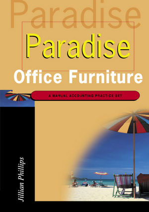 Wiley Paradise Office Furniture A Manual Accounting