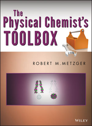The Physical Chemist's Toolbox (047088925X) cover image