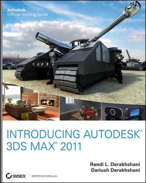 Introducing Autodesk 3ds Max 2011 (047091615X) cover image