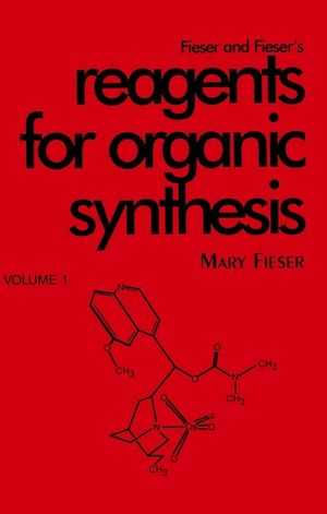 fiesers reagents for organic synthesis volume 21
