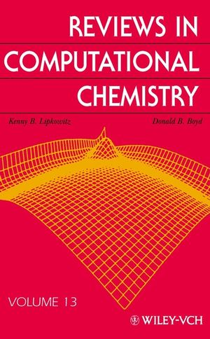 Reviews in Computational Chemistry, Volume 13 (047133135X) cover image