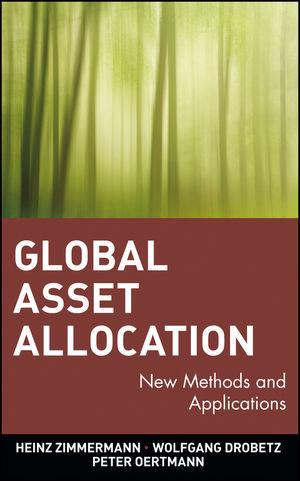Global Asset Allocation: New Methods and Applications
