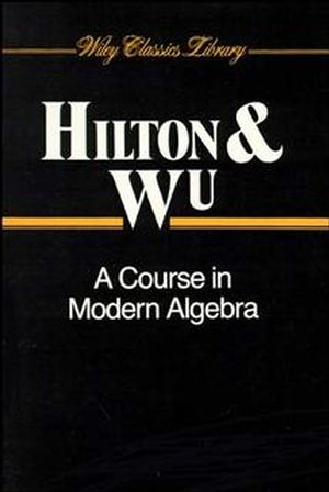 A Course in Modern Algebra