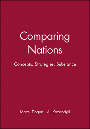 Comparing Nations: Concepts, Strategies, Substance