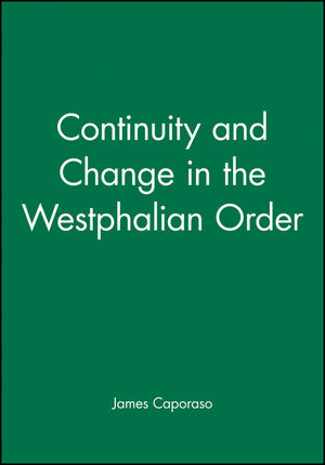 Continuity and Change in the Westphalian Order