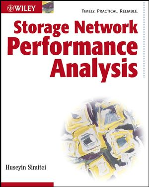 Storage Network Performance Analysis (076451685X) cover image