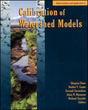 Calibration of Watershed Models (087590355X) cover image