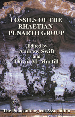 The Palaeontological Association Field Guide to Fossils, Number 9, Fossils of the Rhaetian Penarth Group (090170265X) cover image