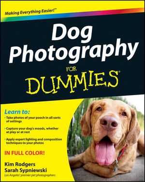 Book Cover Image for Dog Photography For Dummies