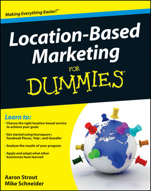Location Based Marketing For Dummies (111813205X) cover image