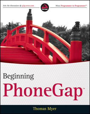 Beginning PhoneGap (111815665X) cover image