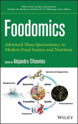 Foodomics: Advanced Mass Spectrometry in Modern Food Science and Nutrition (111816945X) cover image
