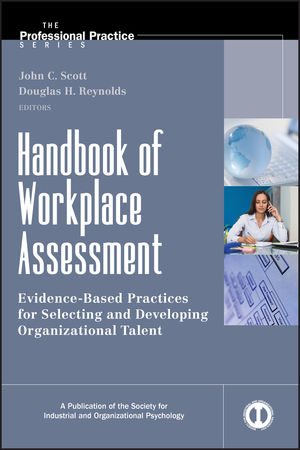 Handbook of Workplace Assessment (111828965X) cover image