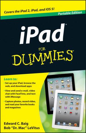 iPad For Dummies, Portable Edition