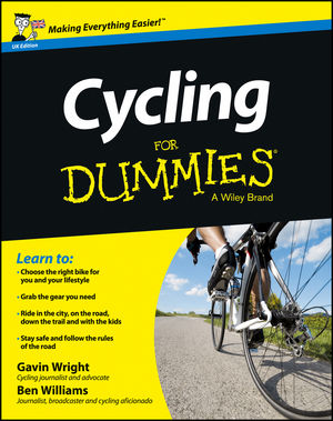Cycling For Dummies - UK, UK Edition