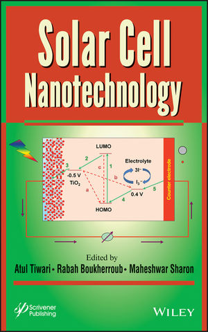 Solar Cell Nanotechnology (111868625X) cover image