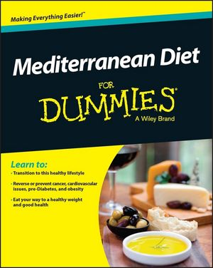 Mediterranean Diet For Dummies (111871525X) cover image