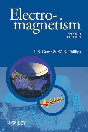 Electromagnetism, 2nd Edition (111872335X) cover image