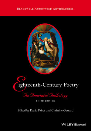 Eighteenth-Century Poetry: An Annotated Anthology, 3rd Edition