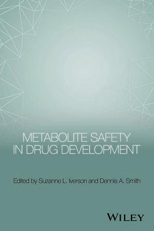 Metabolite Safety in Drug Development (111894965X) cover image