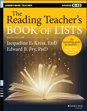 The Reading Teacher's Book of Lists, 6th Edition